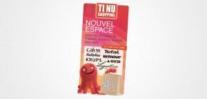 flyer Tinu Shopping